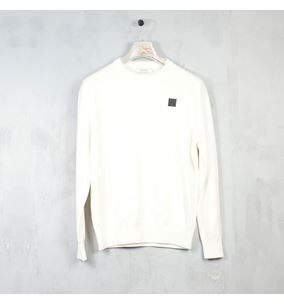 Plated Crewneck Sweater